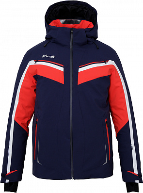 Trueno Jacket (Dark Navy)